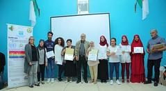 BRIDGE Student Exhibition in Algeria - Spring 2018(6)