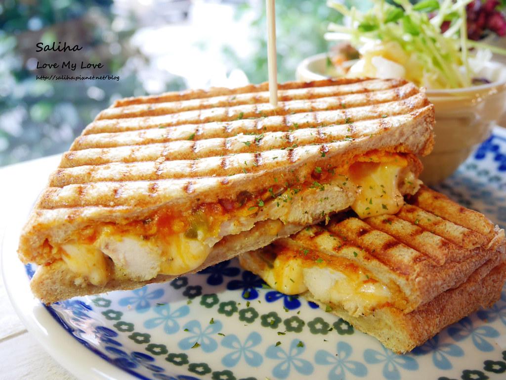 台北中山區行天宮站附近餐廳推薦遇見美好好吃早午餐 (2)
