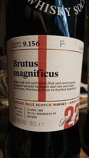 SMWS 9.156 - Brutus magnificus