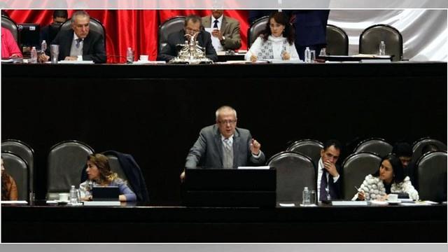 Secretario de Hacienda comparece por Paquete Económico