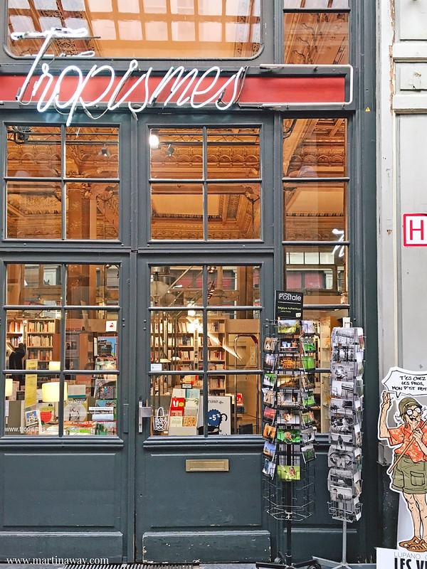 Libreria Tropismes