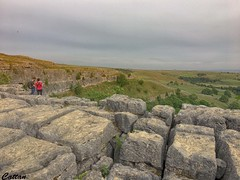 Malham Cove, Yorkshire Dales National Park, England