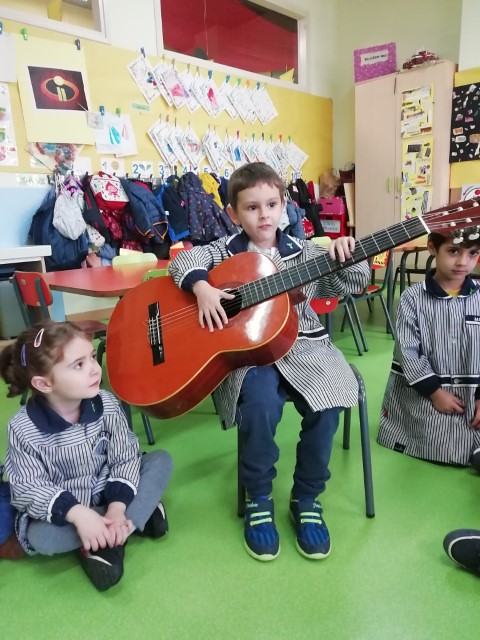 guitarra p4B