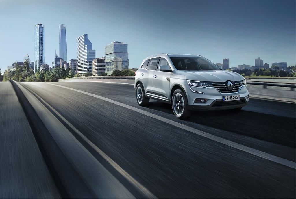 Comprar Renault Koleos