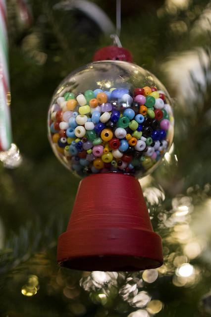 Home-made ornament
