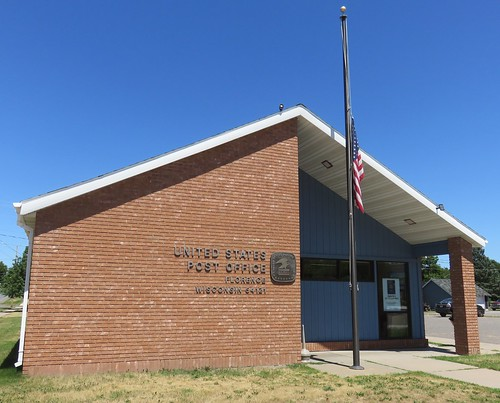 Post Office 54121 (Florence, Wisconsin)