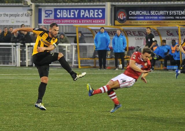 VNL: Maidstone United 1-1 Wrexham