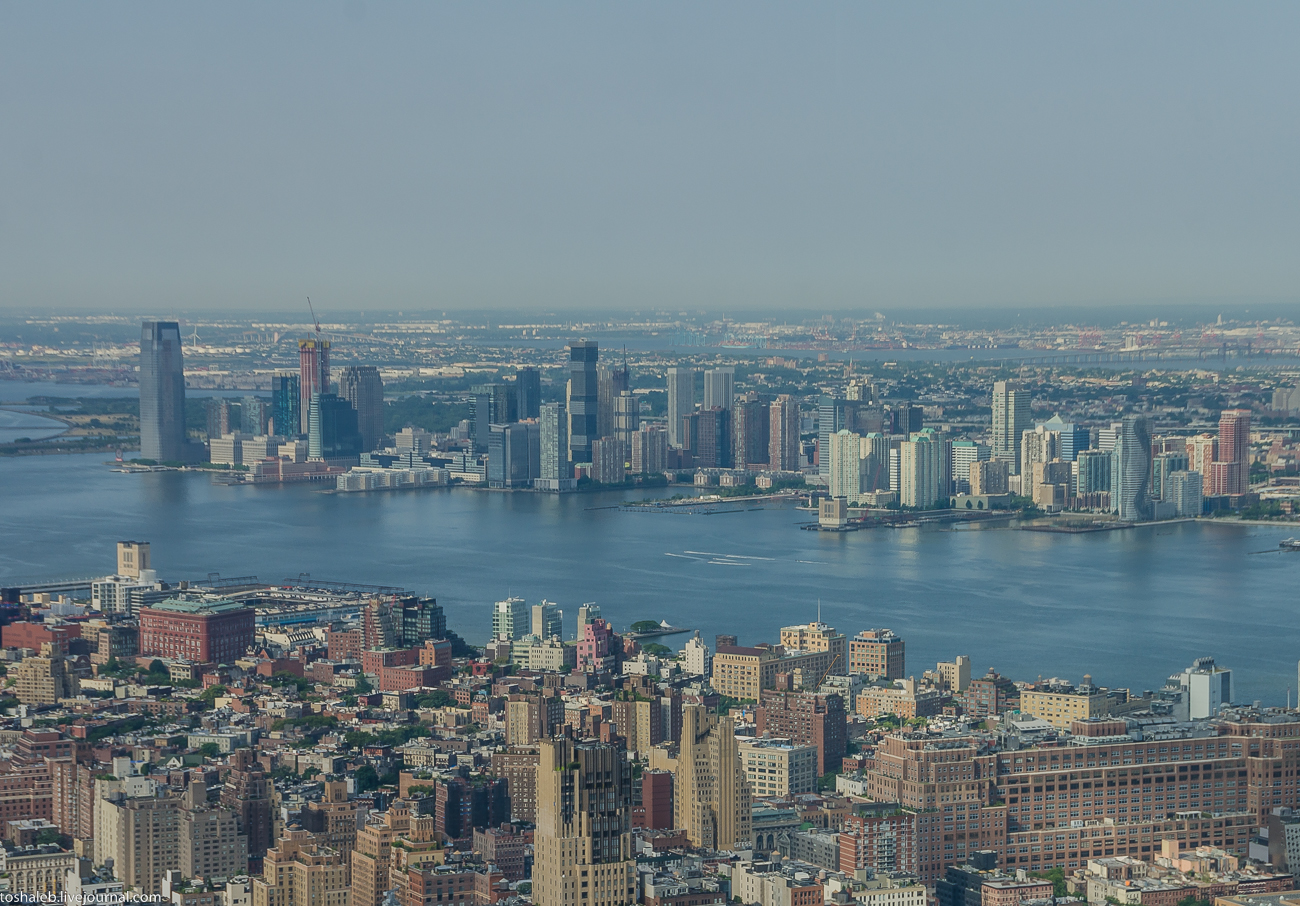 Нью-Йорк_Empire State Building-14