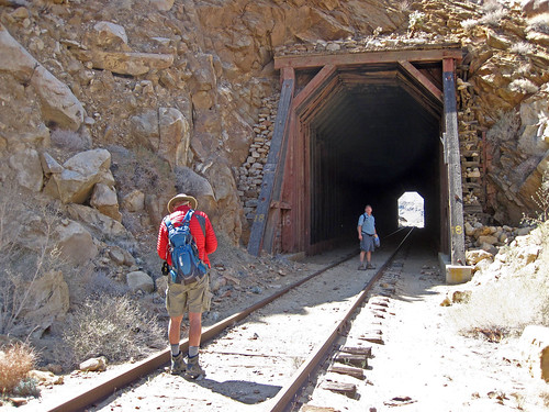 10 47 49 Carrizo Gorge Railway Tunnel 18