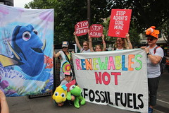 Dory and friends: Renewables not Fossil Fuels - Melbourne climate march for our future - #stopAdani - IMG_3774