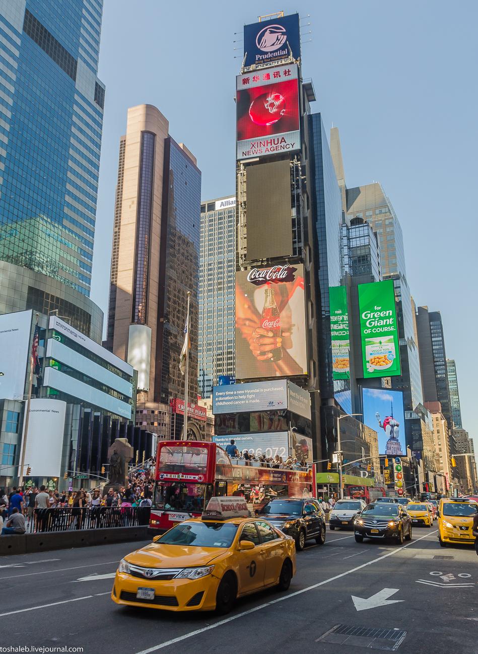 Нью-Йорк_Central Park_Times Square-41