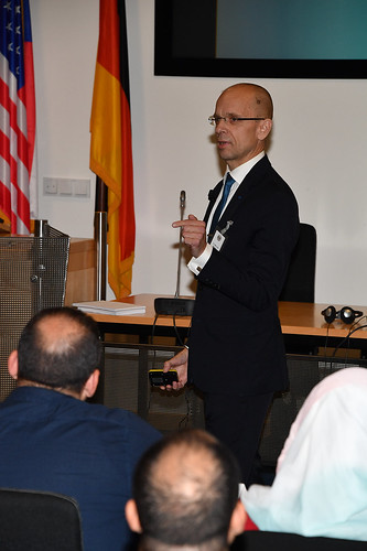 PCSS 19-02 Participants Learn About International Security Experts, Organizations