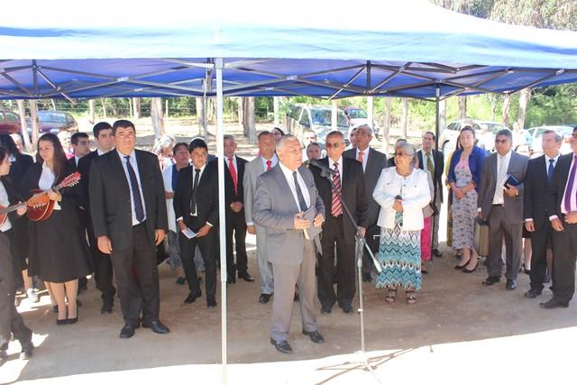 Inauguración Templo en Sector Caracol - Coelemu