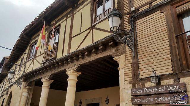 Peñaranda de Duero es el puelbo más bello de Castilla y León 2 (2)