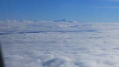 AF 1442, Grandes Jorasses, Mont Blanc