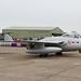J1196_De_Havilland_DH100_Vampire FB6_(LN-DHY as VZ305_RAF)_SwissAF_Duxford20180922_3