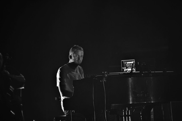 Ólafur Arnalds @ National Theatre - Thursday - Linda Fährmann