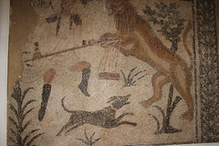 Roman Mosaic, Mujahid Museum