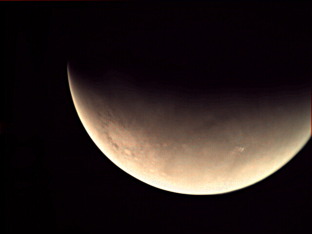 VMC The Mars Webcam