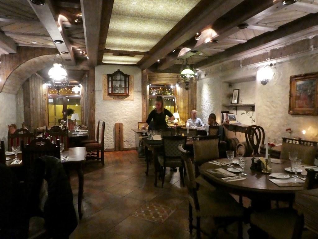 Mykolo 4 Restaurant, Vilnius
