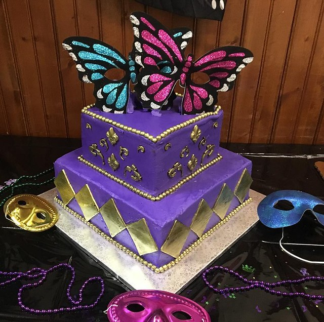 Cake by Inspired Cakes