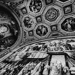 Ceiling - Vatican City - Rome - https://www.flickr.com/people/41524845@N07/