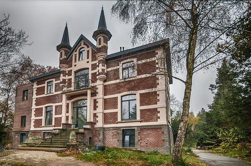 Wezemaal, kasteel de Wouters