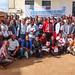 Butembo, North-Kivu, DR Congo: On the occasion of the commemoration of the International Day of the Child (on 20 November 2018), roughly fifty journalists in Butembo-Lubero were educated on how to fight child abuse during the electoral process.