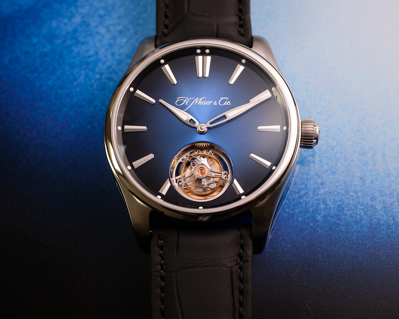 moser - [SIHH 2019] : reportage H.Moser & Cie 46064251514_bea9f7133d_c