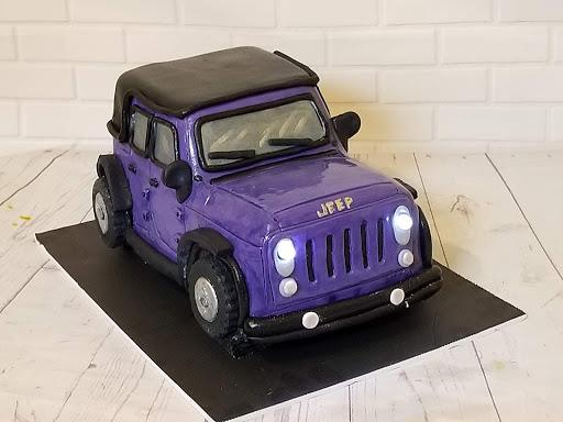 Jeep by Cole's Cakes