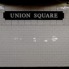 Union Square Subway Station, NYC