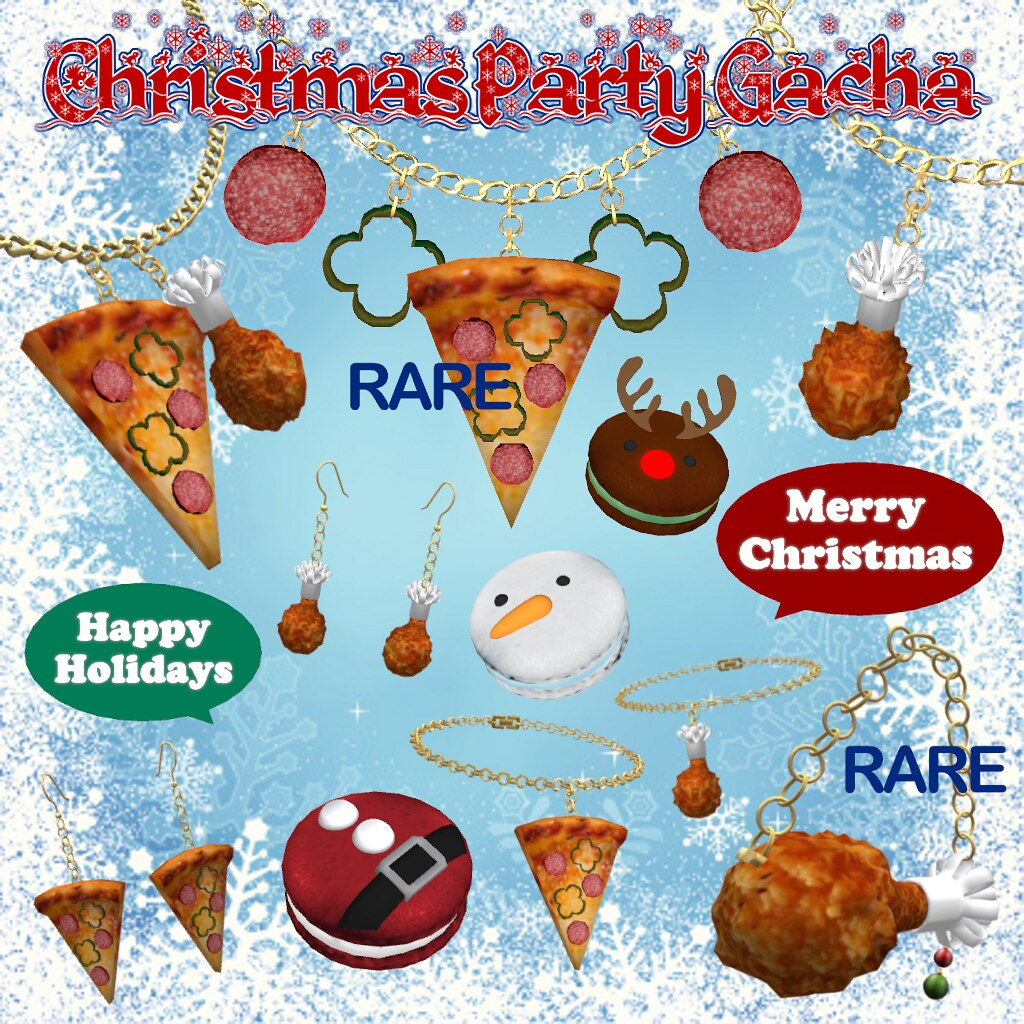 [MINDS] Christmas Party Gacha AD - TeleportHub.com Live!