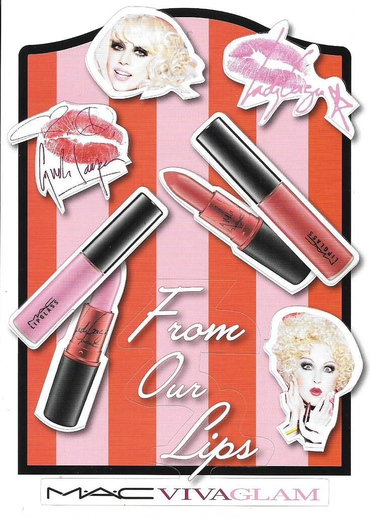 Mac Viva Glam Promo
