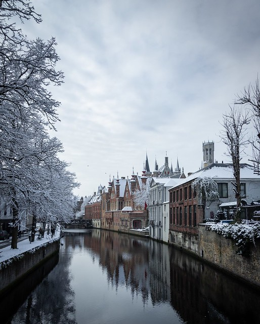 Brugge, Canon EOS 1200D, Canon EF-S17-85mm f/4-5.6 IS USM