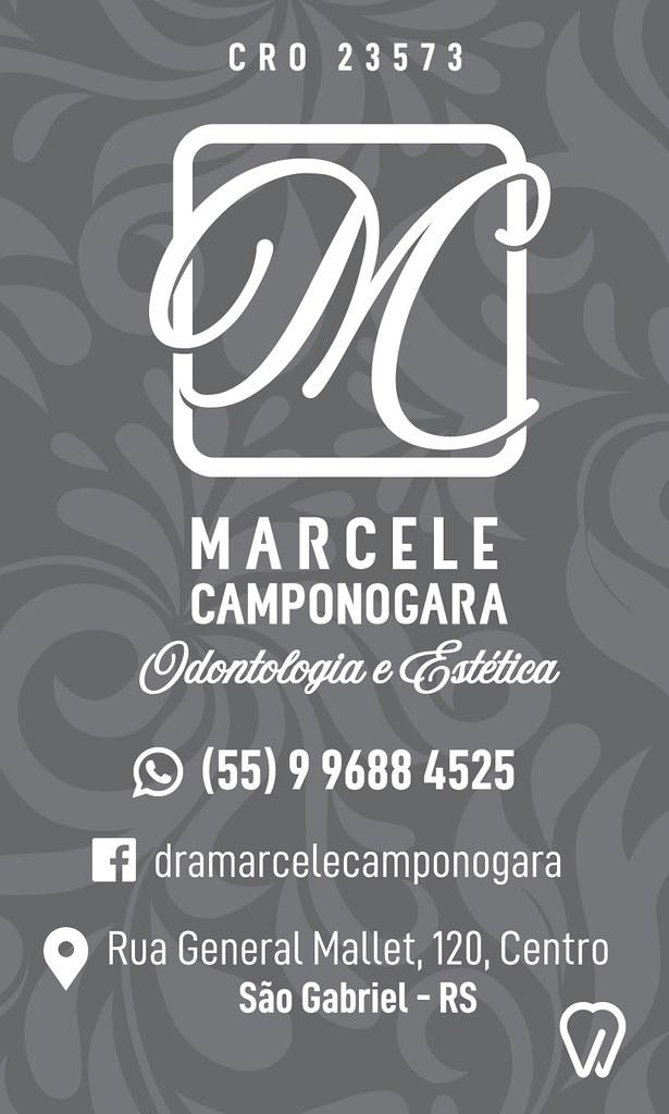 Dra. Marcele Camponogara - Odontologia e Estética