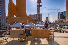 Qout Market December 15, 2018 in Safat Sqaure, Kwait City, Kuwait