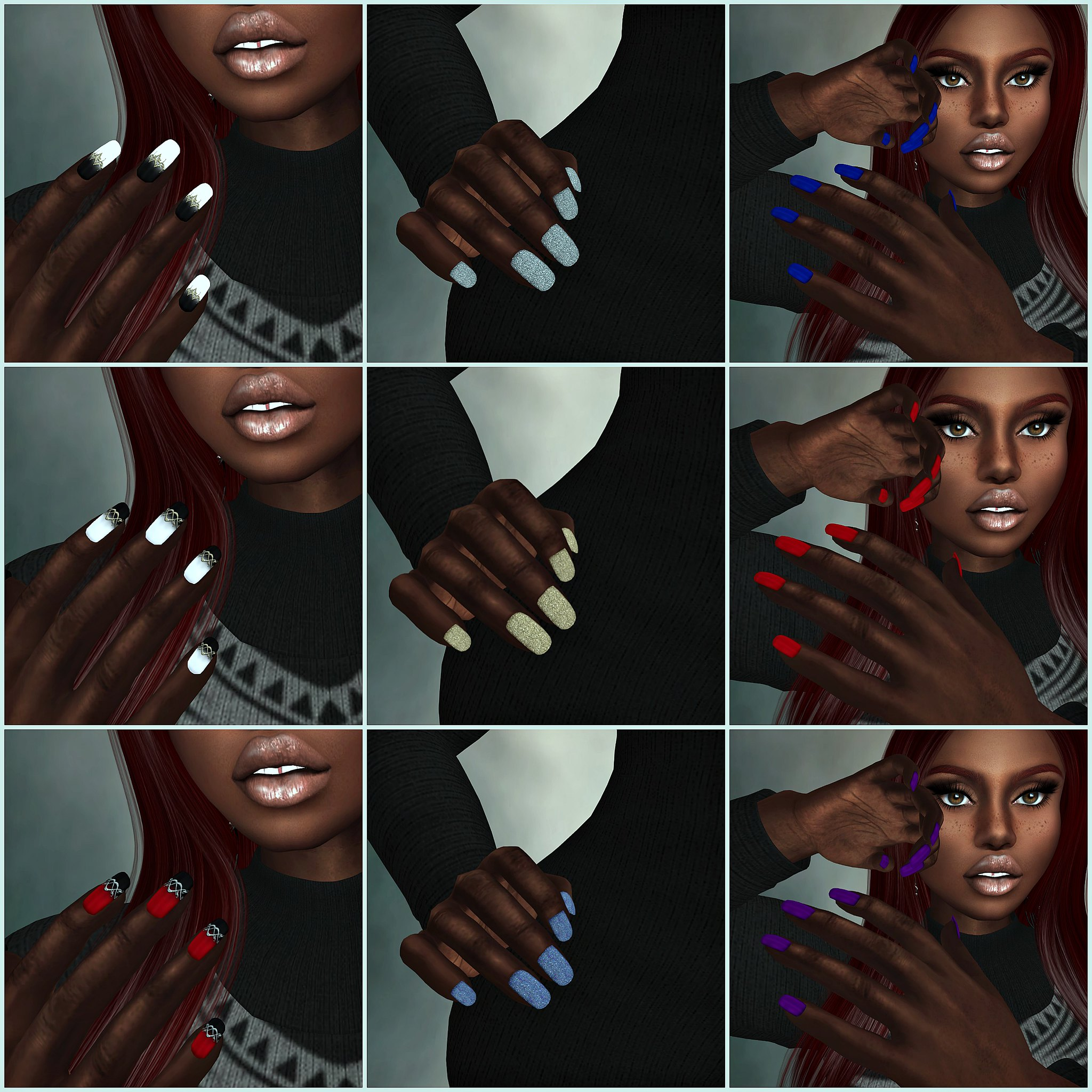 December Designer Showcase - PS Nails