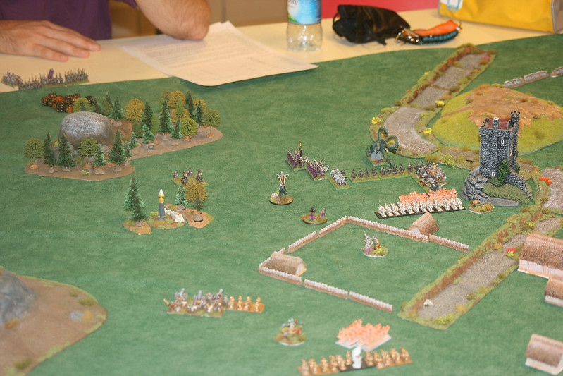 [1300 - Orcs vs elfes Noirs] La bataille des piques maudites 46602445212_22572a3491_c