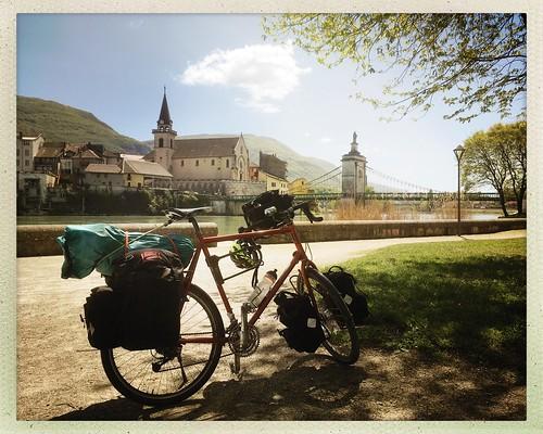 MTB Cycletech Andale à Seyssel
