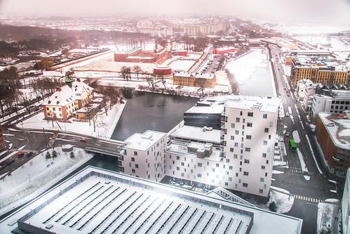 view restaurang malmöliveskybar malmö winter restaurant cityview utsikt malmölive cityscape abarwithaview skybar sweden malmhattan skånelän sverige se