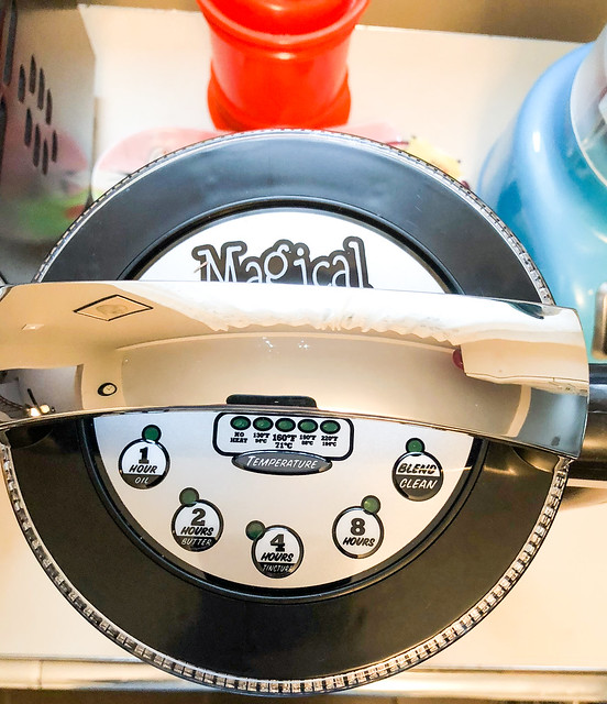 Earl Grey Infused Truffles Using MagicalButter Machine
