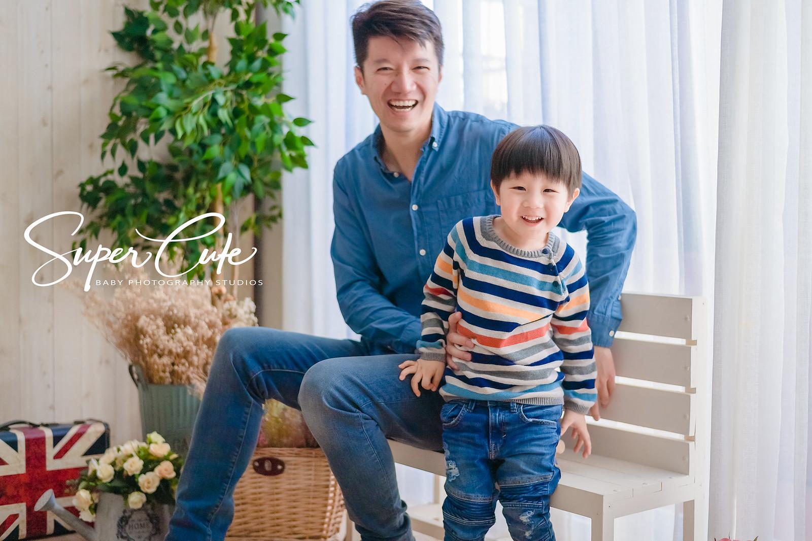 寶寶寫真,兒童寫真,親子寫真,小朱爸,supercute