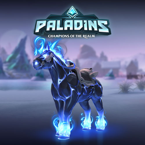 Paladins Obsidian Pack