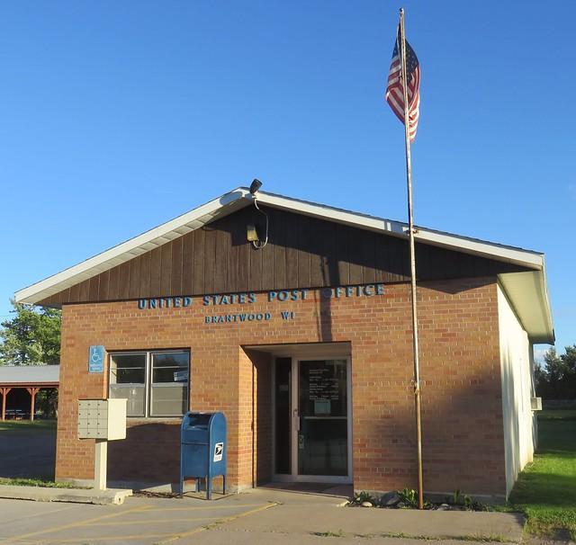 Post Office 54513 (Brantwood, Wisconsin)