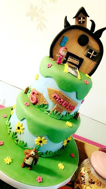 Cake by Risha's Cake
