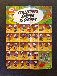 Collecting Smurfs Is Smurfy!