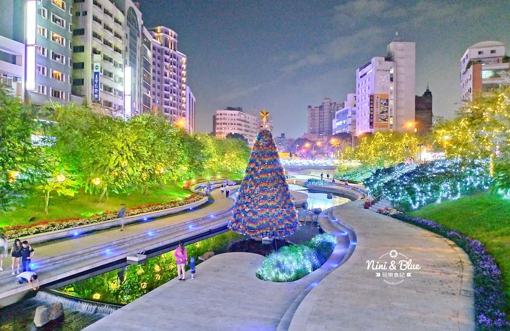 柳川 水中聖誕樹 耶誕樹07