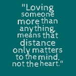 Love : Love quote : Love : 15 Beautiful Long Distance Love Quotes for Her  Freshmorning...