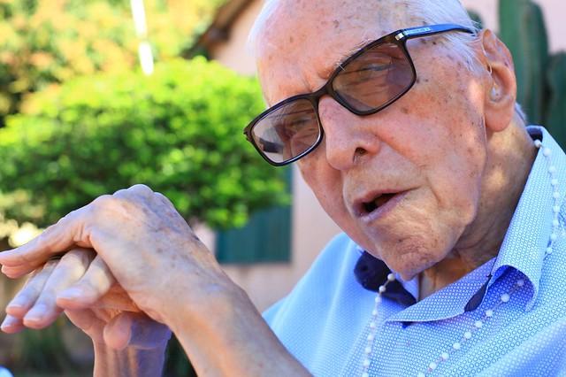 """""""Pedro é luta. Pedro é inspiração. Pedro é exemplo. E a doença e a velhice de Pedro não devem ser entendidas apenas como um sofrimento"""" - Créditos: Foto: Reprodução"""