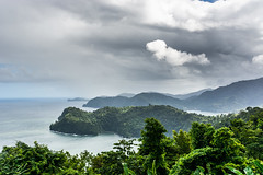 Trinidad, Overcast